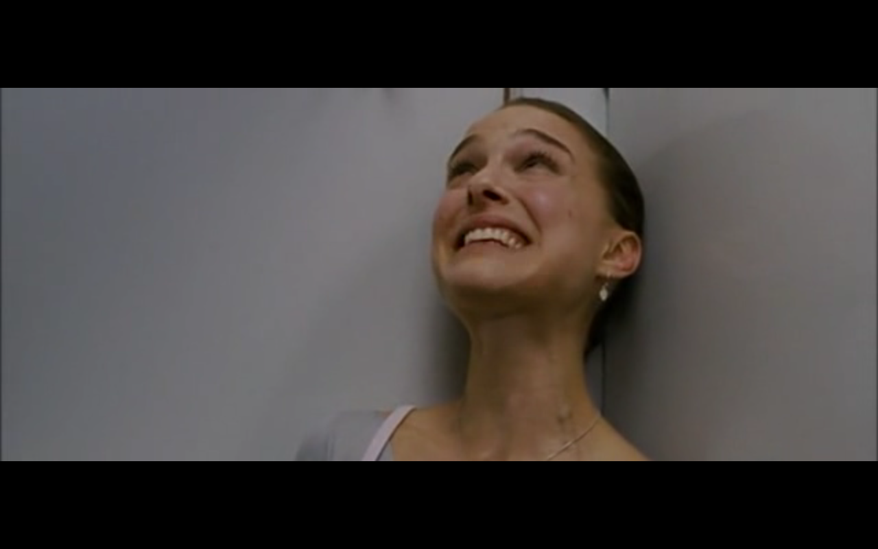 Black Swan And Bathrooms Mirror Motion Picture Commentary